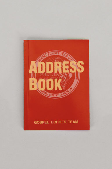 gospel echoes address book